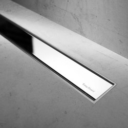 Modulo TAF Zero Chrome | Linear drains | Easy Drain