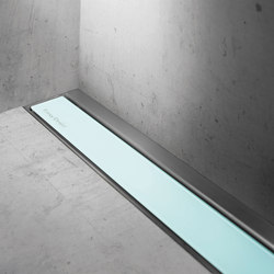 Modulo TAF Wall Green Glas | Linear drains | Easy Drain