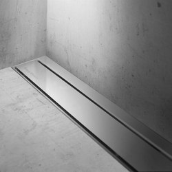 Modulo TAF Wall Zero Chrome | Linear drains | Easy Drain