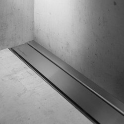 Modulo TAF Wall Zero Matt | Linear drains | Easy Drain