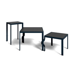Tangle Table | Tavolini alti | Cappellini