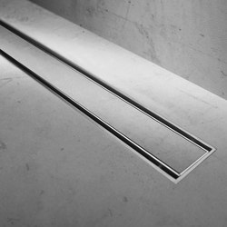 Modulo TAF Low | Linear drains | Easy Drain