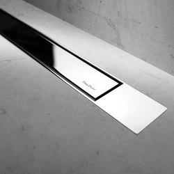 Modulo Design Z-2 Chrome Chrome | Linear drains | Easy Drain
