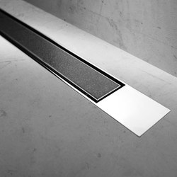 Modulo Design Z-2 Chrome Tile | Linear drains | Easy Drain
