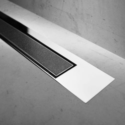 Modulo Design Z-3 Chrome Tile | Linear drains | Easy Drain