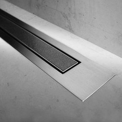 Modulo Design Z-4 Brush Tile | Linear drains | Easy Drain