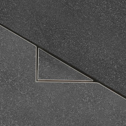 S-Line Delta Dimension Stone | Duschabläufe / Duschroste | Easy Drain