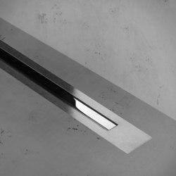 XS Z-4 Matt Chrome | Linear drains | Easy Drain