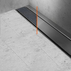 Compact TAF Wall | Linear drains | Easy Drain