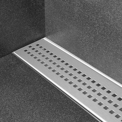 Multi Wall Carré | Linear drains | Easy Drain