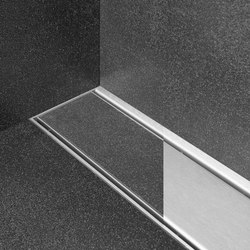 Multi TAF Wall Zero Tegel | Linear drains | Easy Drain