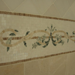 Natural Stone Mosaics - Custom Series | Mosaike | Cancos