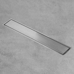 Aqua Jewels Linea Zero | Linear drains | Easy Drain
