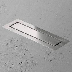 Aqua Jewels Linea Design Zero | Scarichi doccia | Easy Drain