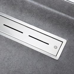 Vinyl | Linear drains | Easy Drain