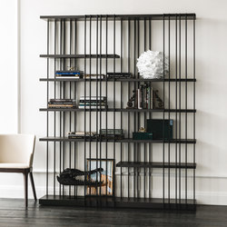 Arsenal | Shelving modules | Cattelan Italia
