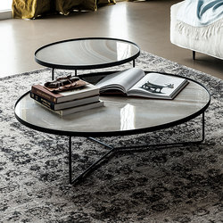 Billy Keramik | Lounge tables | Cattelan Italia