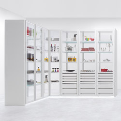 Inside Closet | Display cabinets | Sistema Midi