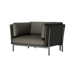 twelve armchair | Sillones lounge | Alias