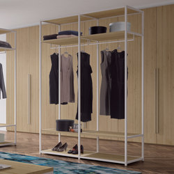 Ilusion Walk-In-Closet | Walk-in wardrobes | Sistema Midi