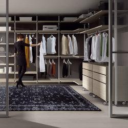Perfil 7 | Perfil 1 | Walk-in wardrobes | Sistema Midi