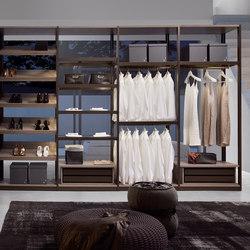 Perfil 9 | Walk-in wardrobes | Sistema Midi