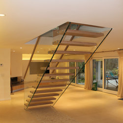 Mistral Float   Staircase systems   Siller Treppen