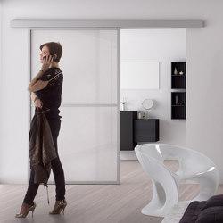 Da Passo | Internal doors | Sistema Midi