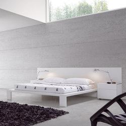 Armonía Bedframe | Double beds | Sistema Midi