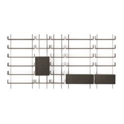 Brera Shelving system | Estantería | Gallotti&Radice