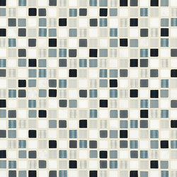 Ebb & Flow Wind And Rain | Glas Mosaike | Crossville