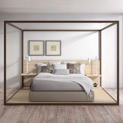 Canopy | Double beds | Sistema Midi