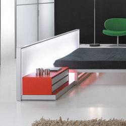 Inside Headboard | Bed headboards | Sistema Midi