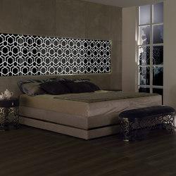 Elegant boiserie | Beds | Longhi S.p.a.