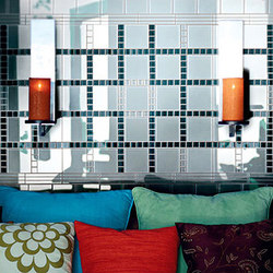 Glass Blox | Azulejos de vidrio de pared | Crossville