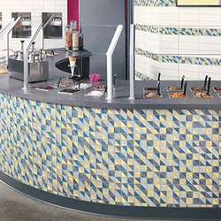 Groove Glass | Mosaici in vetro | Crossville