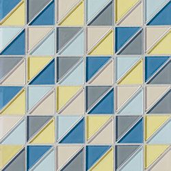 Groove Glass Jitterbug | Glass mosaics | Crossville