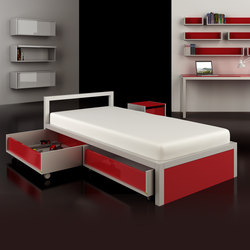 Juvenil Bed | Children's beds | Sistema Midi