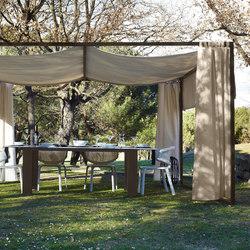 Midi Outdoor Dosel | Cenadores | Sistema Midi