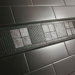 Mixology | Metal wall tiles | Crossville