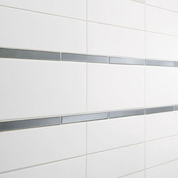 Stainless Steel | Azulejos de pared de metal | Crossville