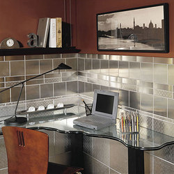 Stainless Steel | Metal wall tiles | Crossville