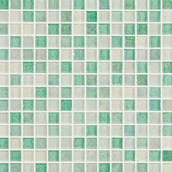 Origins Glass Air: Pure, Alfresco, Snow Flake, Tradewind | Mosaïques | Crossville