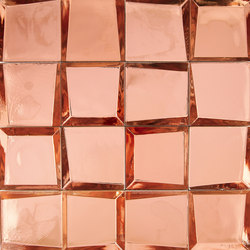 Sideview Glass Copper | Mosaici | Crossville