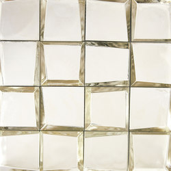 Sideview Glass Silver | Mosaici | Crossville