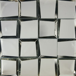 Sideview Glass Tungsten | Glass mosaics | Crossville