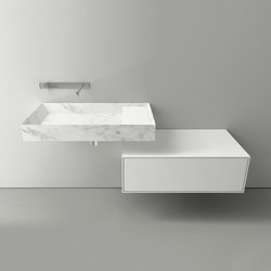 A 45 Stone | Wash basins | Boffi