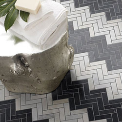 Yin + Yang | Natural-stone flooring | Crossville