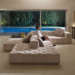Must | Seating islands | Longhi