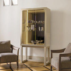 Orwell | Display cabinets | Longhi